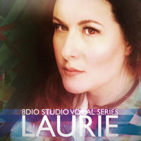 8dio Studio Vocals - Laurie