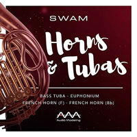 Audio Modeling SWAM Horns And Tubas v1.0