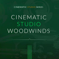 Cinematic Studio Series - Cinematic Studio Woodwinds [23 DVD]