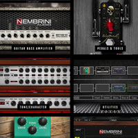 Nembrini Audio Plug-ins Bundle 2021