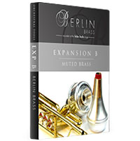 Orchestral Tools Berlin Brass EXP B - Muted Brass