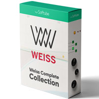 Softube Weiss Complete Collection Plug-ins