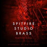 Spitfire Studio Brass Professional [25 DVD]