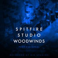 Spitfire Studio Woodwinds Professional [23 DVD]