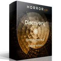Triple Spiral Audio Discovery Horror Deluxe for Omnisphere 2